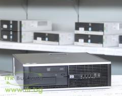 HP Compaq 6005 Pro SFF А клас AMD Athlon II X2 B26 3200Mhz 2MB 4096MB DDR3 160 GB SATA 2.5 DVD RW Slim Desktop