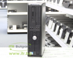 DELL OptiPlex 360 А клас Intel Dual Core E5200 2500Mhz 2MB 2048MB DDR2 160 GB SATA DVD Desktop