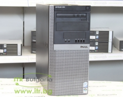 DELL OptiPlex 960 А клас Intel Core 2 Duo E7400 2800Mhz 3MB 4096MB DDR2 250 GB SATA DVD RW Tower