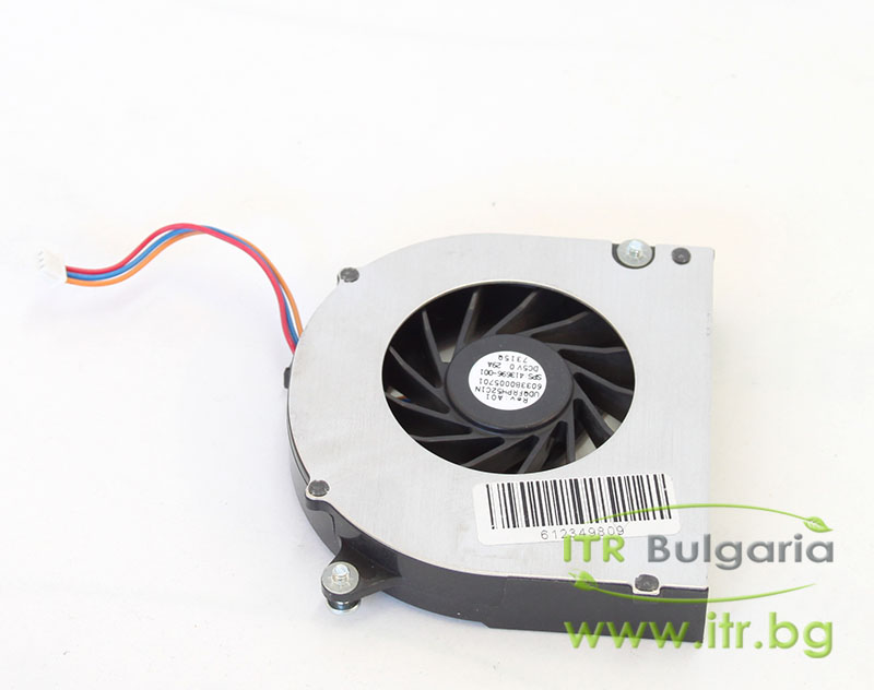 HP Compaq nc6320 А клас 413696-001 FAN Original for Notebook
