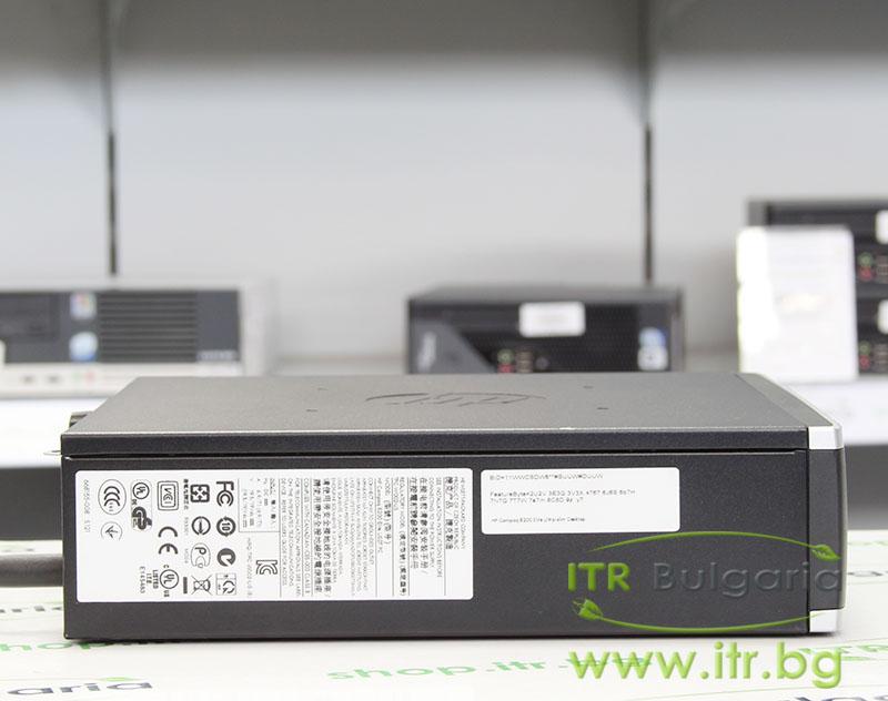 """HP Compaq Elite 8200USDT А клас Intel Core i3 2100 3100MHz 3MB 4096MB So-Dimm DDR3 160 GB SATA 2.5"""" Slim DVD-RW Ultra Slim Desktop"""