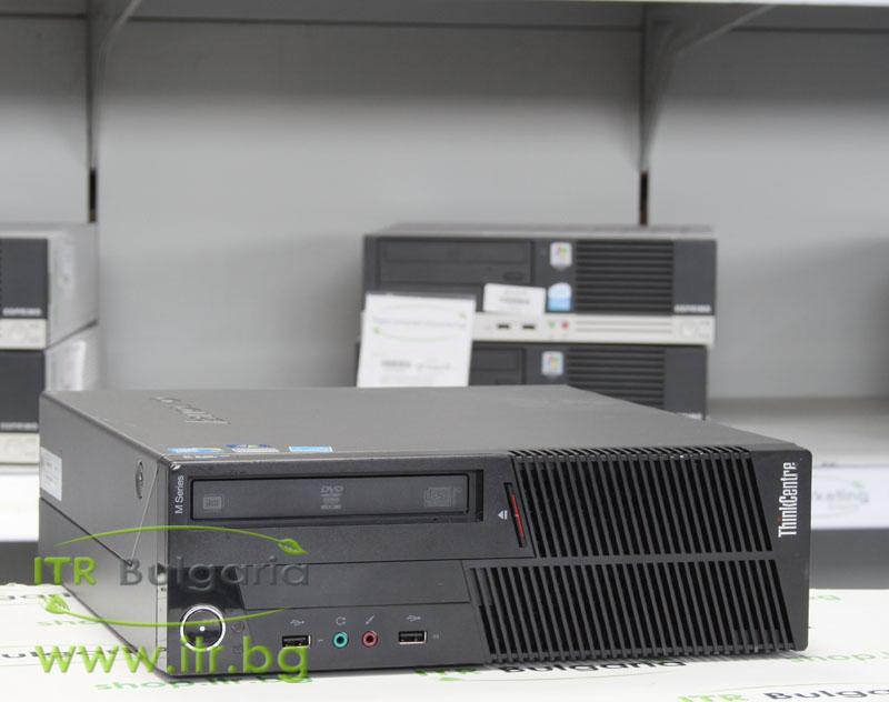 Lenovo ThinkCentre M90p А клас Intel Core i3 530 2930Mhz 4MB 4096MB DDR3 250 GB SATA DVD-RW Slim Desktop