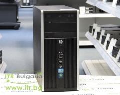 HP Compaq Elite 8200MT А клас Intel Core i7 2600 3400Mhz 8MB 8192MB DDR3 320 GB SATA DVD RW MiniTower