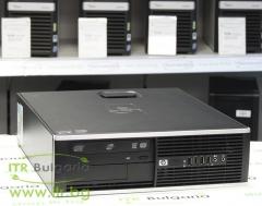 HP Compaq 6000 Pro SFF А клас Intel Dual Core E6500 2930Mhz 2MB 4096MB DDR3 160 GB SATA 2.5 DVD RW Slim Desktop