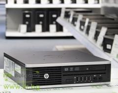 HP Compaq Elite 8300USDT А клас Intel Core i5 3470S 2900Mhz 6MB 8192MB So Dimm DDR3 128 GB 2.5 Inch SSD Slim DVD RW Ultra Slim Desktop