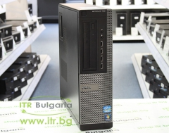 DELL OptiPlex 790 А клас Intel Core i7 2600 3400Mhz 8MB 4096MB DDR3 320 GB SATA DVD RW Desktop