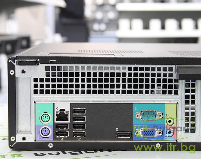 DELL OptiPlex 790 А клас Intel Core i7 2600 3400Mhz 8MB 4096MB DDR3 320 GB SATA DVD-RW Desktop
