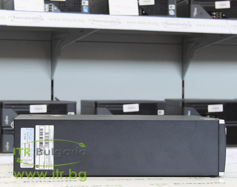 HP Compaq Elite 8200SFF А клас Intel Pentium G620 2600Mhz 3MB 4096MB DDR3 250 GB SATA DVD-RW Slim Desktop