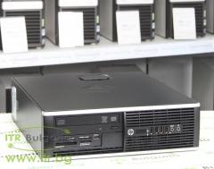 HP Compaq 6300 Pro SFF А клас Intel Core i5 3470 3200Mhz 6MB 8192MB DDR3 128 GB 2.5 Inch SSD DVD RW Slim Desktop  Card Reader
