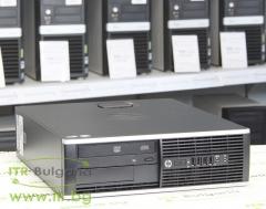 HP Compaq 6305 Pro SFF А клас AMD A10 5800B 3800MHz 4MB 4096MB DDR3 250 GB SATA DVD RW Slim Desktop