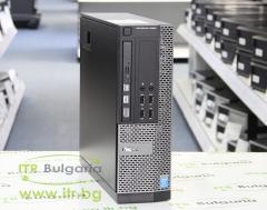 DELL OptiPlex 9020 А клас Intel Core i5 4590 3300MHz 6MB 4096MB DDR3 128 GB 2.5 Inch SSD Slim DVD RW Slim Desktop