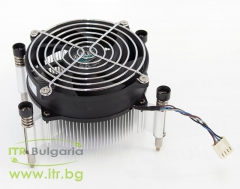 HP Compaq Elite 8200CMT 8300CMT А клас Heatsink+FAN for PC 625257 001