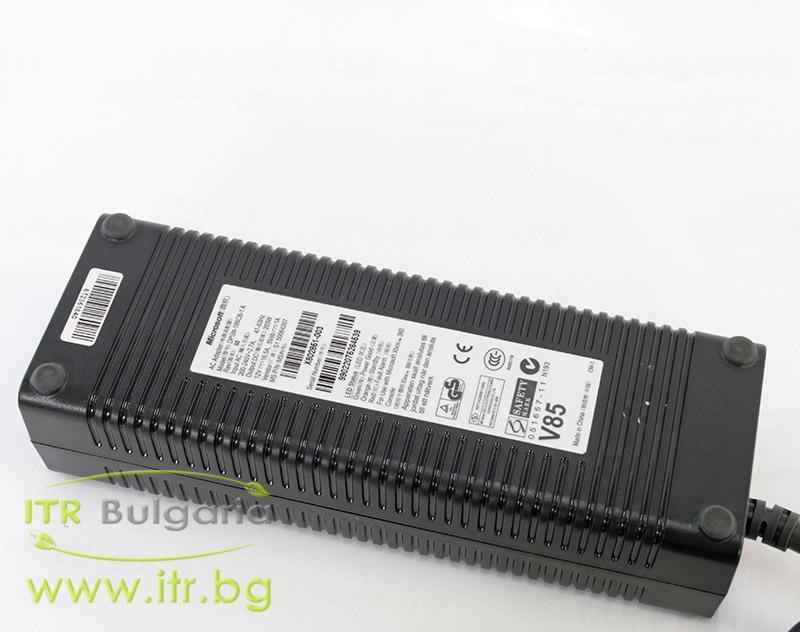 Microsoft AC Adapter DPSN-186EB А клас 808156-003 12V 16.5A 203W for XBOX 360