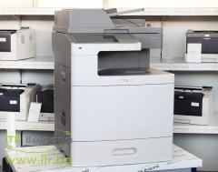 Lexmark X792de А клас 10 100 1000 10 inch touch screen, 1200 x 1200 dpi, 50ppm, Scanner Fax, HDD 320GB