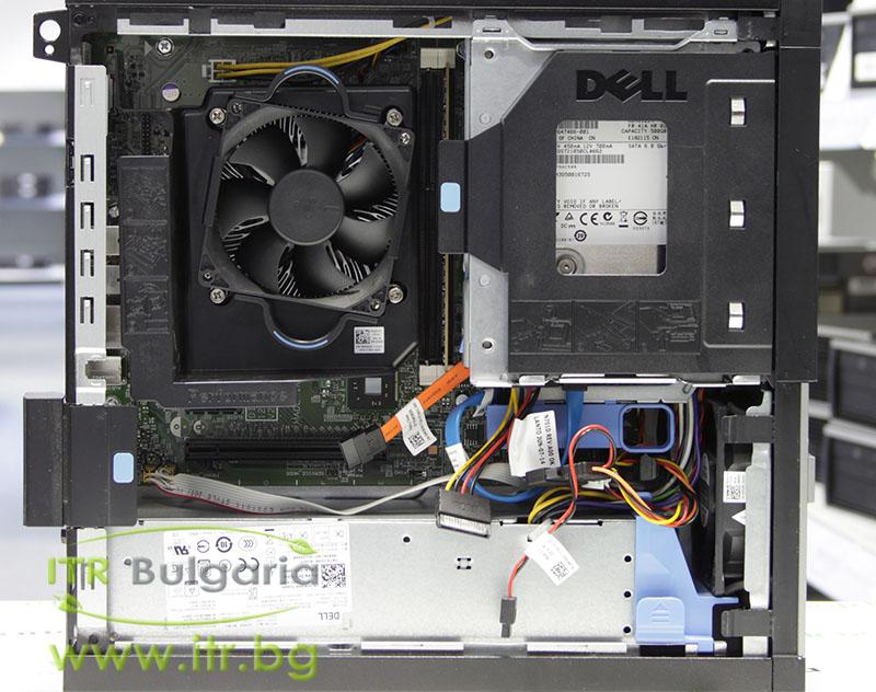 DELL OptiPlex 3020 А клас Intel Core i5 4570 3200MHz 6MB 4096MB DDR3 128 GB 2.5 Inch SSD NO OD Slim Desktop