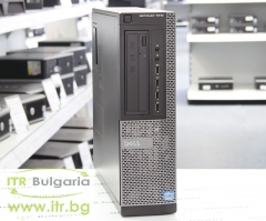 DELL OptiPlex 7010 А клас Intel Core i7 3770 3400Mhz 8MB 8192MB DDR3 500 GB SATA DVD Desktop