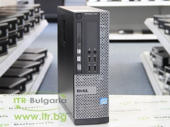 DELL OptiPlex 7010 А клас Intel Core i5 3470 3200Mhz 6MB 8192MB 128 GB DDR3 2.5 Inch SSD Slim DVD RW Slim Desktop