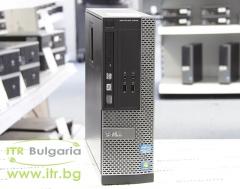 DELL OptiPlex 3010 А клас Intel Pentium G2030 3000MHz 3MB 4096MB DDR3 250 GB SATA NO OD Slim Desktop