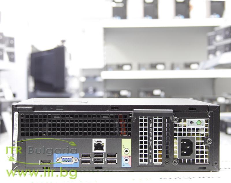 DELL OptiPlex 3010 А клас Intel Core i5 3470 3200Mhz 6MB 4096MB DDR3 320 GB SATA Slim DVD Slim Desktop