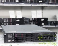 HP ProLiant DL380 G7 Rack Mount 2U А клас 2x Intel Xeon 6 Core X5675 3060Mhz 12MB  16GB DDR3 Registered 2 бр. 146 GB 15000 rpm SAS 2.5 OD 1x Slim DVD RW   LAN 4x 10 100 1000 PSU 2x 460W Smart Array P410i 1GB with FBWC