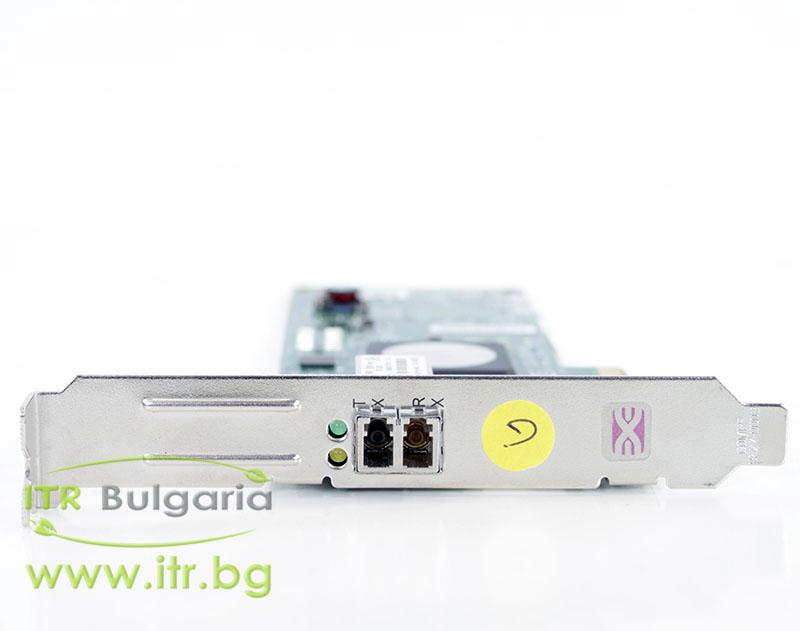 Emulex LPE11000 А клас 4Gbit Fiber Optic PCIe Standard Profile  for Server