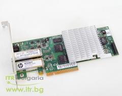 Мрежови карти за сървъри и работни станции-HP-NC523SFP-Dual-Port-А-клас