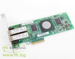 Мрежови карти за сървъри и работни станции-HP-QLE2462-Dual-Port-А-клас