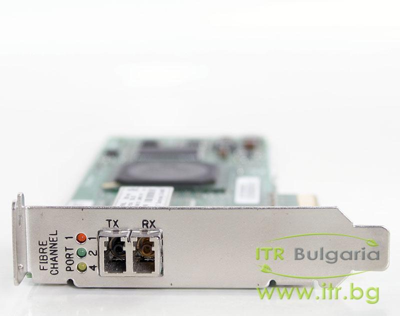 IBM QLE2460 А клас 4Gbit Fiber Optic PCIe Low Profile 39R6526 for Server