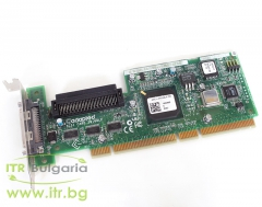 Adaptec ASC 29160LP А клас SCSI Controller PCI X Low Profile  Ultra160