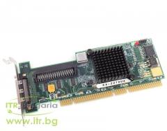 Exsys EX 2270U4 А клас SCSI Controller PCI X Low Profile  Ultra 4 Wide
