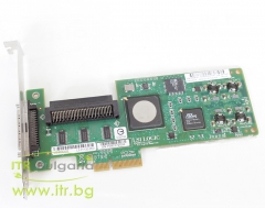HP LSI20320IE А клас SCSI Controller PCIe Standard Profile 439946 001 Ultra320
