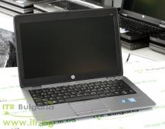 HP EliteBook 820 G1 А клас Intel Core i5 4210U 1700Mhz 3MB 4096MB So Dimm DDR3L 128 GB 2.5 Inch SSD  12.5 1366x768 WXGA LED 16:9  Camera WWAN DisplayPort