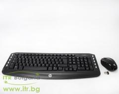 Клавиатури-HP-Wireless-Classic-Desktop-Keyboard-and-Mouse-Нов