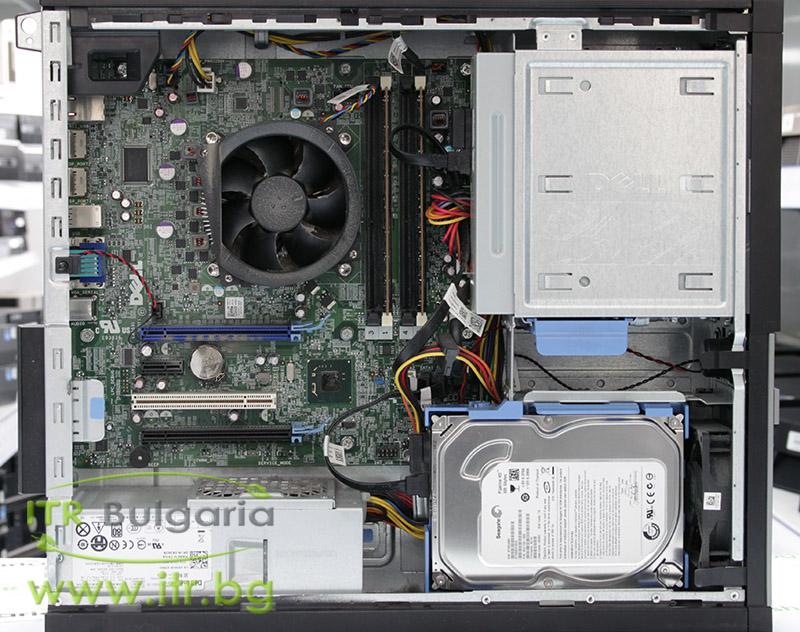 DELL OptiPlex 9010 А клас Intel Core i5 3570 3400Mhz 6MB 4096MB DDR3 320 GB SATA DVD-RW Desktop
