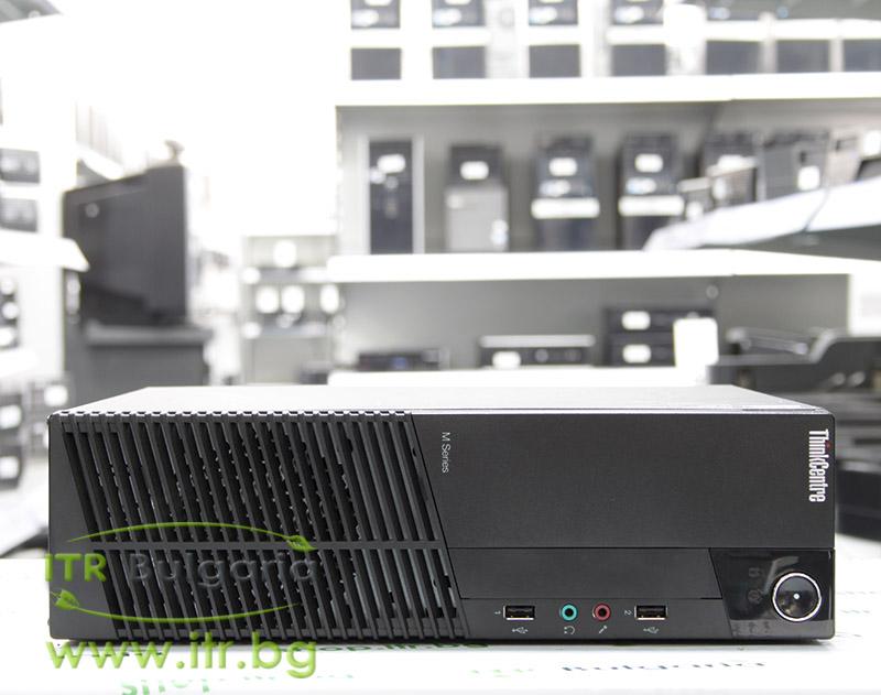 Lenovo ThinkCentre M82 А клас Intel Core i5 3550 3300Mhz 6MB 4096MB DDR3 250 GB SATA DVD-RW Slim Desktop