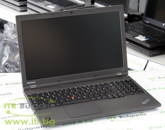 Lenovo ThinkPad L540 А клас Intel Core i5 4200M 2500Mhz 3MB 8192MB So Dimm DDR3L 500 GB SATA Slim DVD RW 15.6 1366x768 WXGA LED 16:9  Camera Mini DisplayPort