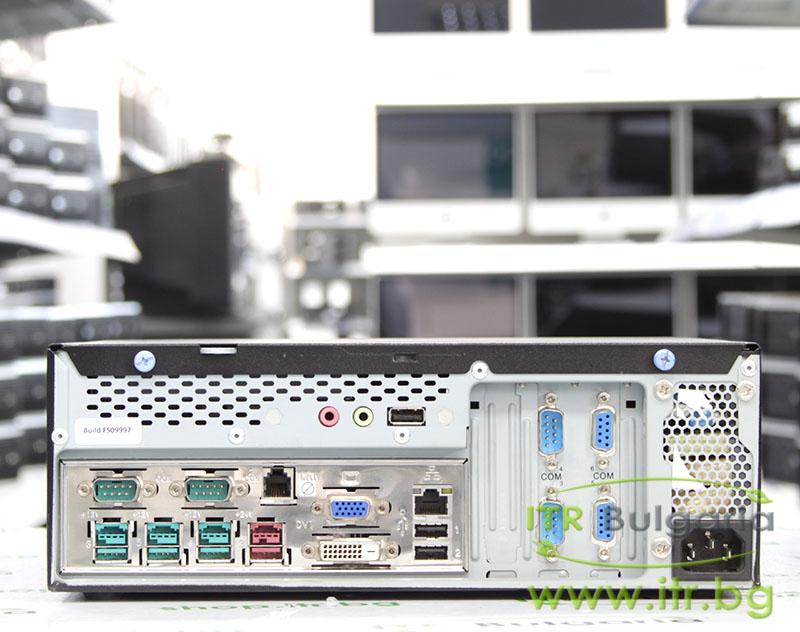 "Fujitsu TP-X II А клас Intel Celeron Dual-Core T3100 1900Mhz 1MB 2048MB DDR2 160 GB SATA 2.5"" Slim DVD-RW 2xRS-232 DB9 4xRS-232 DB9 3xUSB 3xUSB 1xUSB LAN 1x 10/100/1000   for POS"