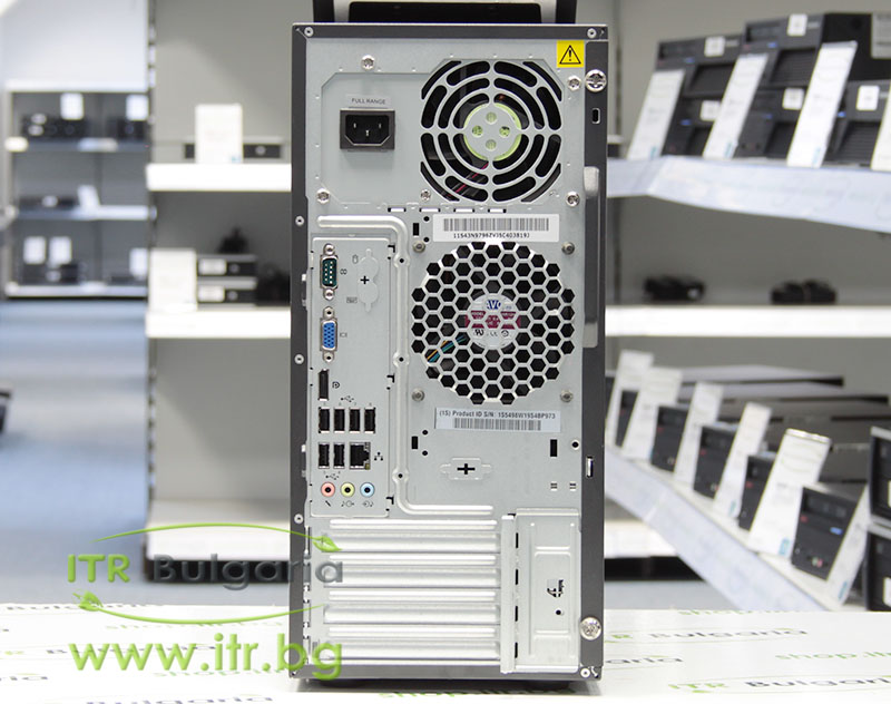 Lenovo ThinkCentre M90p А клас Intel Core i3 530 2930Mhz 4MB 4096MB DDR3 250 GB SATA DVD-RW MiniTower