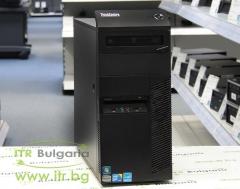 Lenovo ThinkCentre M91p А клас Intel Core i7 2600 3400Mhz 8MB 8192MB DDR3 320 GB SATA DVD RW MiniTower