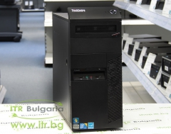 Lenovo ThinkCentre M91p А клас Intel Core i7 2600 3400Mhz 8MB 8192MB DDR3 500 GB SATA DVD RW MiniTower