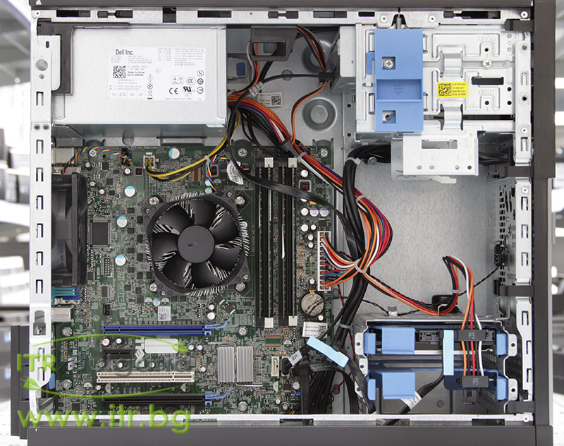 DELL OptiPlex 790 А клас Intel Core i3 2120 3300Mhz 3MB 4096MB DDR3 320 GB SATA DVD MiniTower