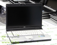Fujitsu Celsius H700 А клас Intel Core i7 620M 2660Mhz 4MB 8192MB So Dimm DDR3 500 GB SATA Slim DVD RW 15.6 1920x1080 Full HD 16:9  Finger Print Camera eSATA DisplayPort