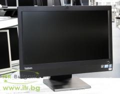 Lenovo ThinkCentre M90z All In One А клас Intel Core i3 550 3200Mhz 4MB 4096MB 320 GB So Dimm DDR3 SATA 23 Slim DVD RW 1920x1080 Full HD 16:9  Camera DisplayPort Card Reader