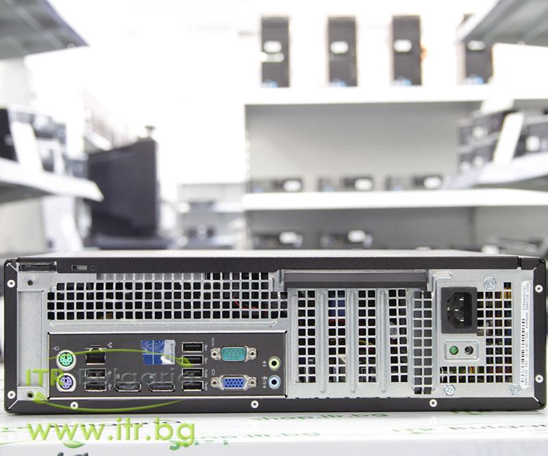 DELL OptiPlex 7010 А клас Intel Core i3 3240 3400Mhz 3MB 4096MB 250 GB DDR3 SATA DVD-RW Desktop