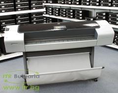 Мастиленоструйни -HP-DesignJet-T1100,-Q6687A-А-клас
