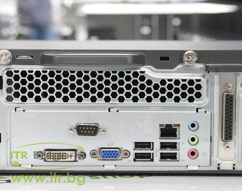 Lenovo ThinkCentre Edge 72 А клас Intel Core i3 2120 3300Mhz 3MB 4096MB 250 GB DDR3 SATA DVD-RW Slim Desktop  Card Reader