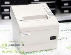 Epson TM T88IV White А клас Bon Printer Термо 180 x 180 dpi, 20 cpi, 200 mm sec, RS 232 DB9 Powered 24V Male