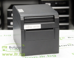 Fujitsu FP 510 Black А клас Bon Printer Термо 203 x 203 dpi, 260 mm sec, RS 232 DB9 Powered 24V Male
