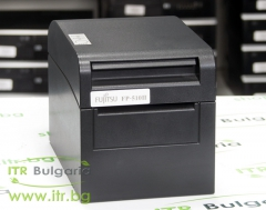 Fujitsu FP 510II Black А клас Bon Printer Термодиректен 203 x 203 dpi, 300 mm sec, RS 232 DB9 Powered 24V Male