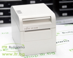 Fujitsu FP 510II White А клас Bon Printer Термо 203 x 203 dpi, 300 mm sec, RS 232 DB9 Powered 24V Male